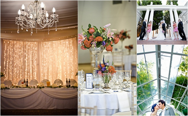 Cape Town Hotel Wedding Venues - Lanzerac Hotel & Spa