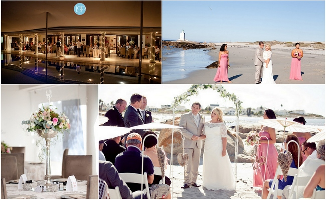 Cape Town Hotel Wedding Venues - Shelley Point Hotel