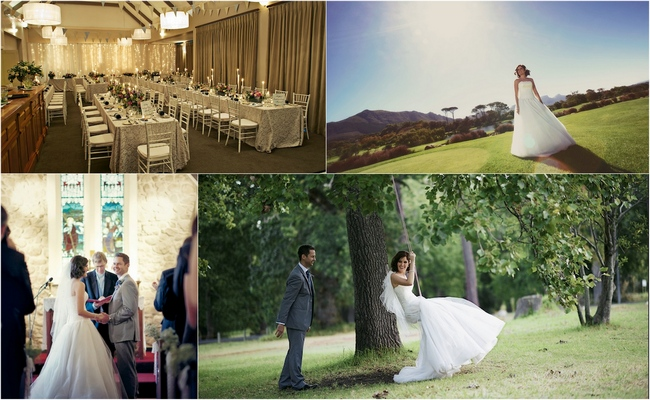 Cape Town Hotel Wedding Venues - Steenberg Hotel