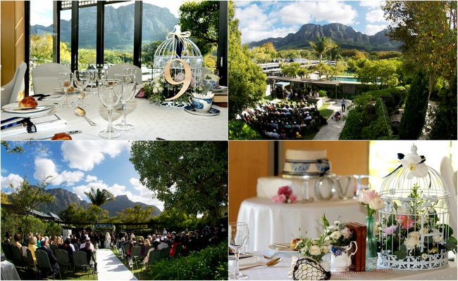 Cape Town Hotel Wedding Venues - Vineyard Hotel and Spa