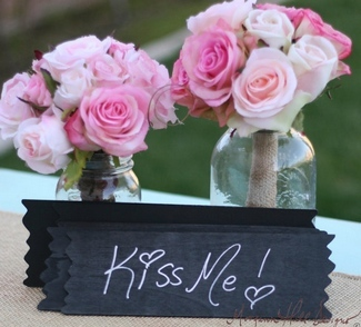 Chalkboard Wedding Ideas