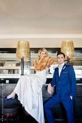 DIY Paper Wedding Lamps {Tutorial}