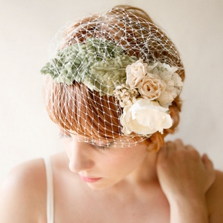 Floral Bridal Crowns & Flower Wreaths 09