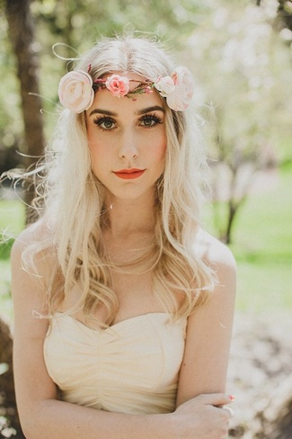 Floral Bridal Crowns & Flower Wreaths 13 2