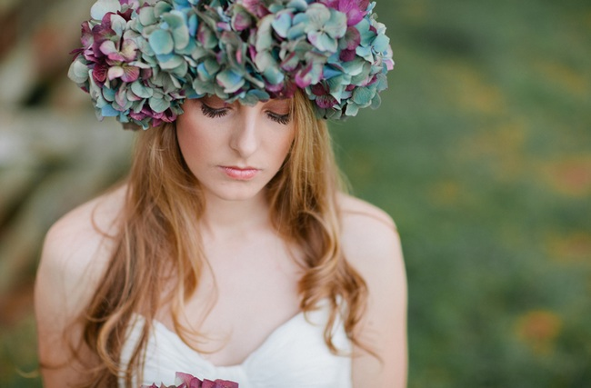 Floral Bridal Crowns & Flower Wreaths 17 1