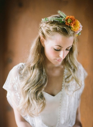 Floral Bridal Crowns & Flower Wreaths 18 1