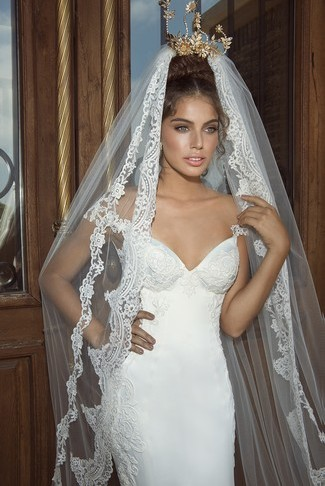 Galia Lahav 2013 Empress Wedding Dress Collection - Fiona