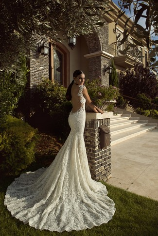 Galia Lahav 2013 Empress Wedding Dress Collection - Maddona