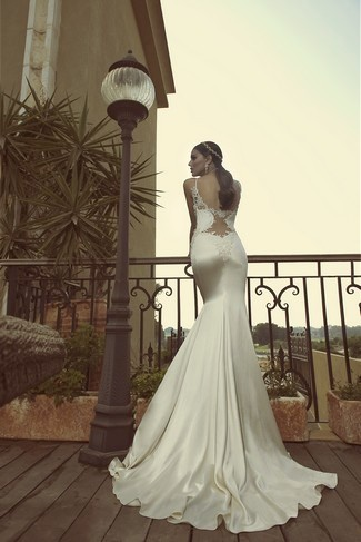 Galia Lahav 2013 Empress Wedding Dress Collection - Saffron