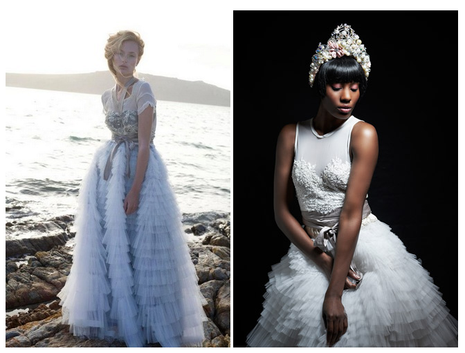 {Wedding Dress Design} Bridal Gowns by Ilan