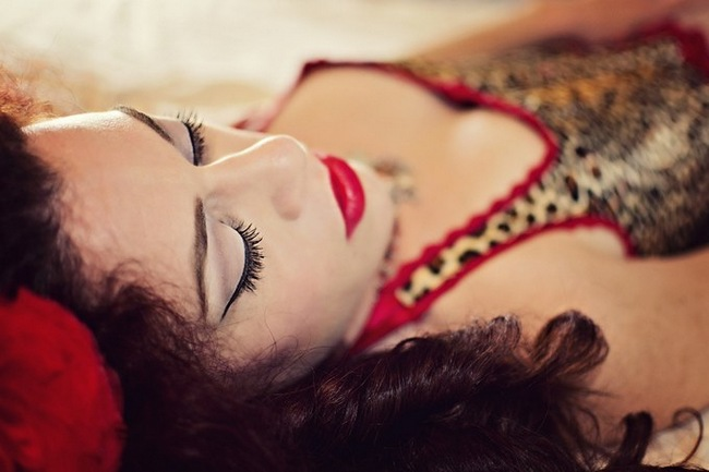 Rockabilly Boudoir Inspiration Shoot