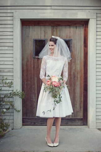 Short Wedding Dresses Gowns
