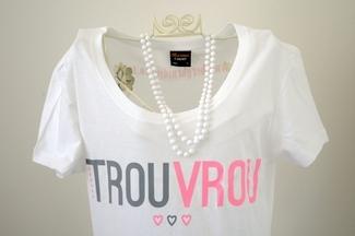 Bergbruidjie TROUVROU T-shirt