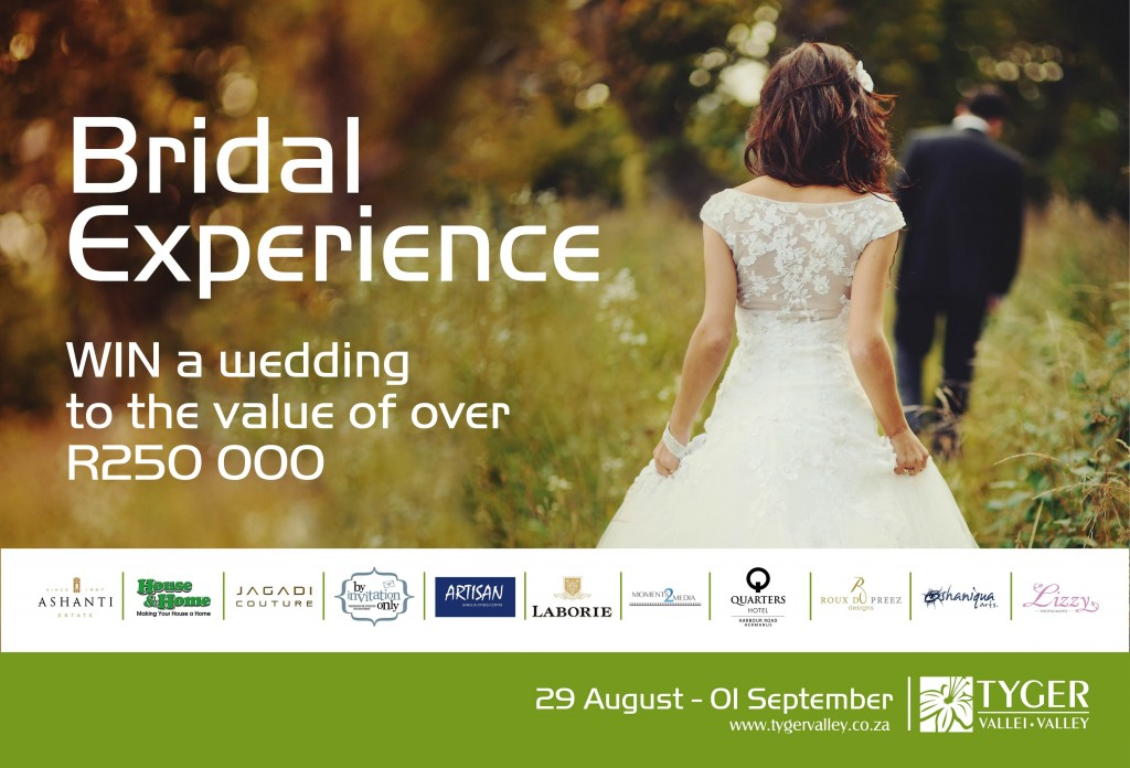 2013 Cape Town Bridal and Wedding Expos - Tygervalley Centre Bridal Experience