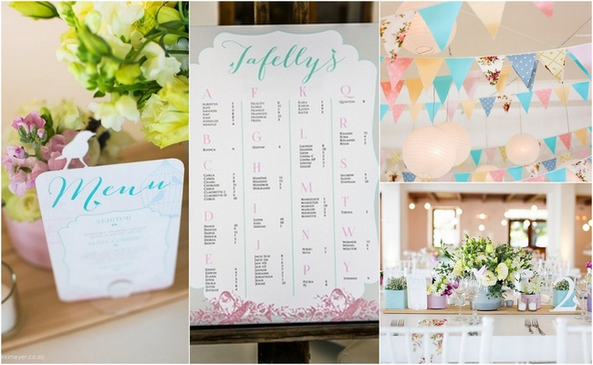 Wedding Photography Checklist - Reception