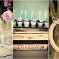 12 Upcycling Vintage Wedding Décor Ideas (2)