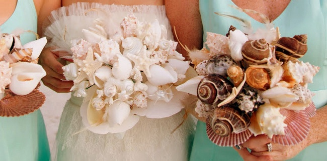 DIY Beach Wedding Inspiration Ideas
