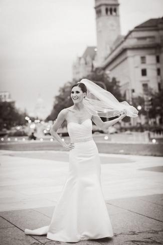 Elegant White Wedding Style