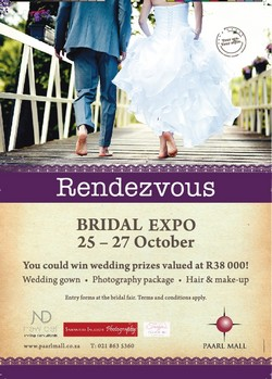 Paarl Mall Bridal Expo 250