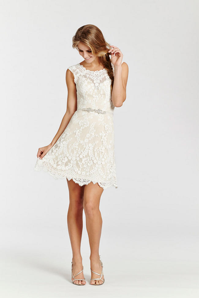 Short Wedding Dresses 2