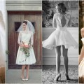Short Wedding Dresses & Gowns