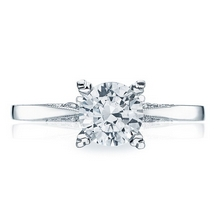 Solitaire Engagement Ring | Solomon Brothers