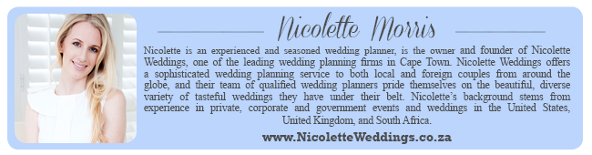 Wedding Expert Profile | Nicolette Weddings