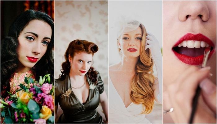 1930s archives confetti daydreams wedding blog for 1950 beauty salon
