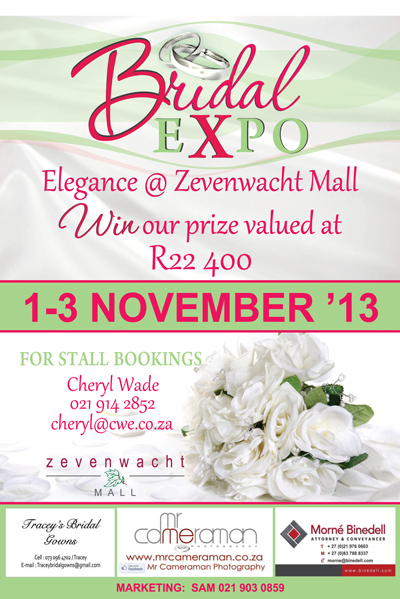 Zevenwacht Mall Bridal Expo