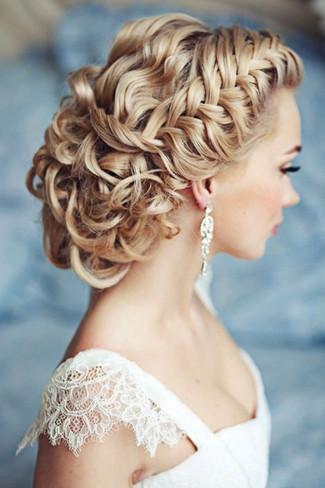 Superb Swoonworthy Braided Wedding Hairstyles Hairstyle Inspiration Daily Dogsangcom