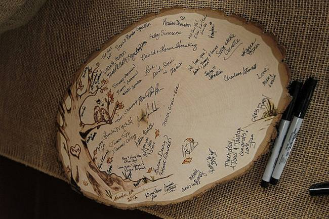 Wedding Guest Book Ideas {Trendy Tuesday}