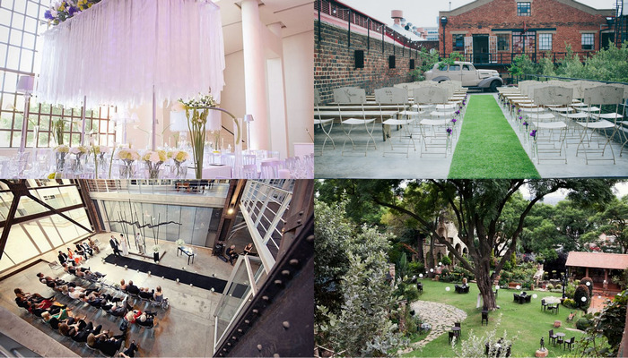 10 Lovely Johannesburg Wedding Venues