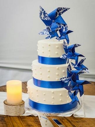 pinwheel wedding ideas trendy tuesday