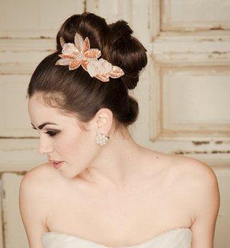 Rose Gold Wedding Bling {Trendy Tuesday}