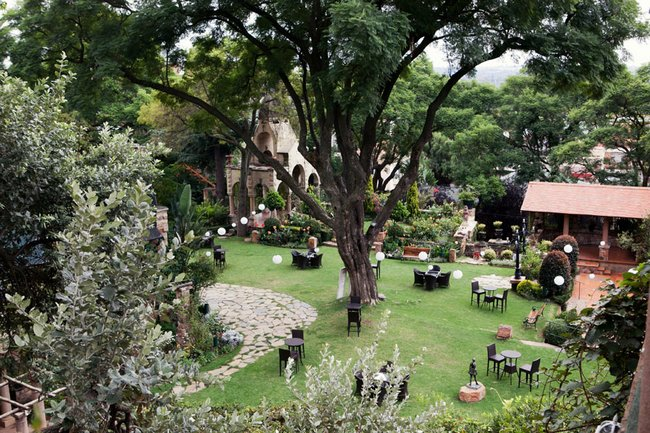Small wedding venues johannesburg