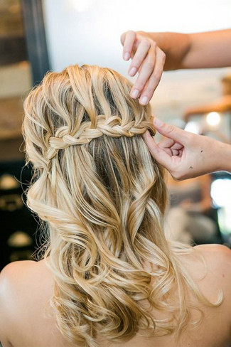 Terrific Swoonworthy Braided Wedding Hairstyles Short Hairstyles Gunalazisus
