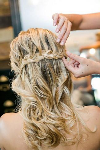 Fabulous Swoonworthy Braided Wedding Hairstyles Short Hairstyles Gunalazisus