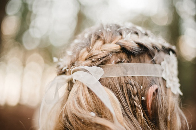 Strange Swoonworthy Braided Wedding Hairstyles Short Hairstyles Gunalazisus