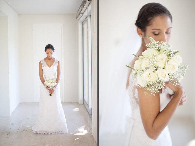 Baby's Breath & Lace Wedding, Franschhoek, Cape Town