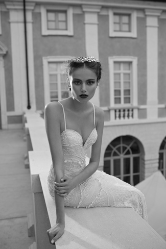 Berta Bridal Couture 2014 Winter Collection | Dress 1