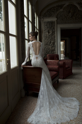 Berta Bridal Couture 2014 Winter Collection | Dress 2