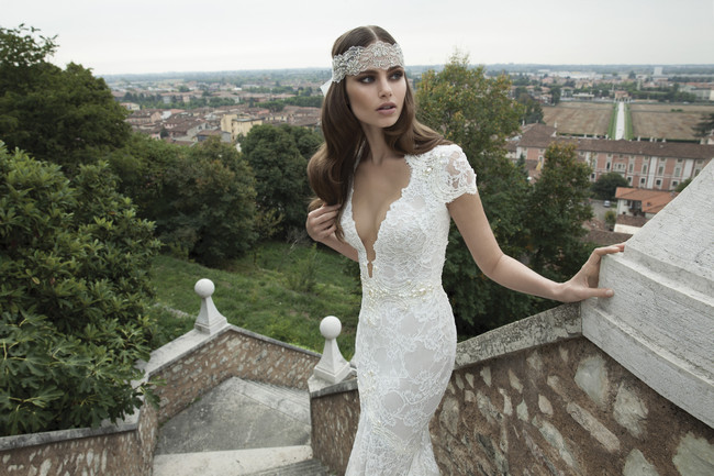 Berta Bridal Couture 2014 Winter Collection | Dress 4