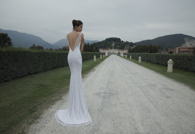 Berta Bridal Couture 2014 Winter Collection | Dress 5