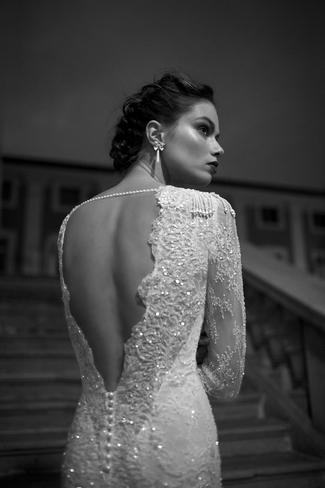 Berta Bridal Couture 2014 Winter Collection | Dress 6