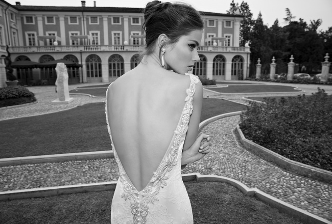 Berta Bridal Couture 2014 Winter Collection | Dress 7
