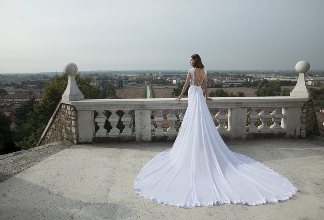 Berta Bridal Couture 2014 Winter Collection | Dress 8