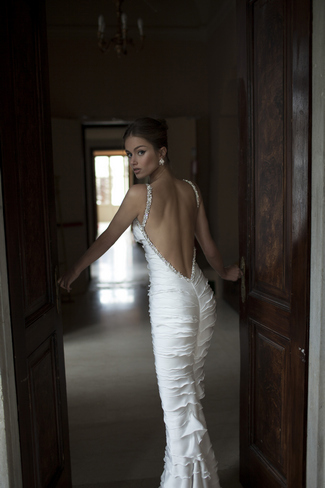 Berta Bridal Couture 2014 Winter Collection | Dress 9