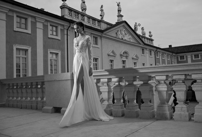 Berta Bridal Couture 2014 Winter Collection | Dress 11