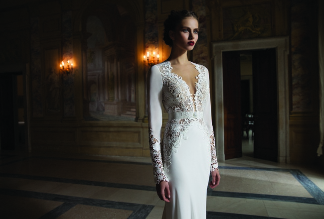 Berta Bridal Couture 2014 Winter Collection | Dress 14
