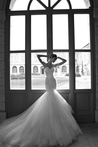 Berta Bridal Couture 2014 Winter Collection | Dress 16